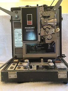Kodak Pageant 16mm Optical Magnetic Sound Movie Projector Tallegalla Ipswich City Preview