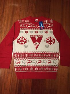 Sydney Swans 'ugly' Christmas sweater