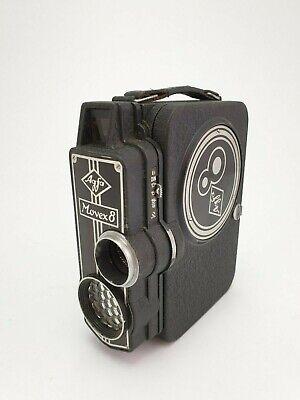 Agfa Movex 8 Film Camera 8mm Super 8