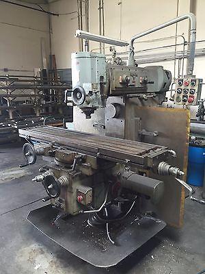 Varnamo Universal Milling Machine