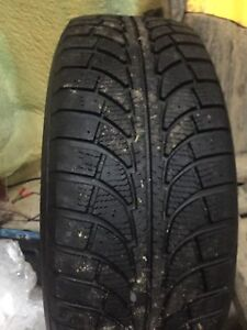 Selling three winter tires