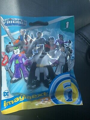Batman Unmasked Imaginext DC Super Friends Blind Bag Series 1 #87 Sealed New
