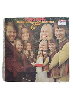 Ring Ring ABBA Vinyl. Pols 242