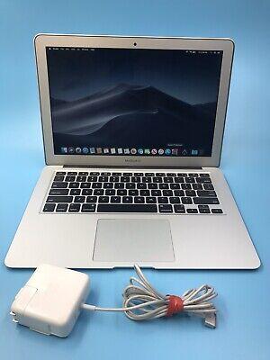 """Apple MacBook Air 13.3"""" Laptop - MQD32LL/A (June, 2017, A1466) Updated iOS"""