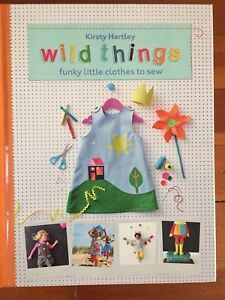 Book of children's sewing patterns