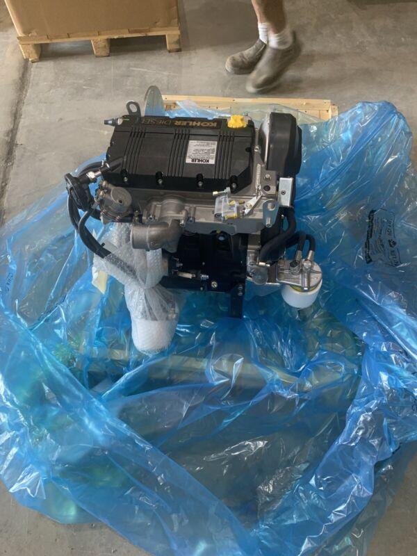 Kohler KDW1003 Diesel engine 1.028 liter 3 cylinder Wacker light tower compactor