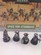 Warhammer 40k space Orks Stormboyz Golden Beach Caloundra Area Preview