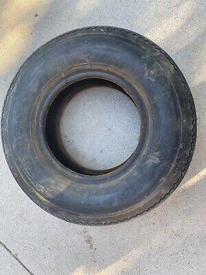 Carlisle 4.80-8 Used Sawtooth Tread Tire