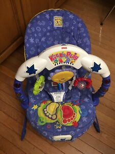 Fisher Price Kick N Play Baby Bouncer