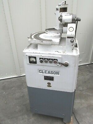 12 Hp Gleason Works No 104 Angular Hypoid Tester