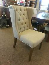 Wingback Dining chair, French provincial home Midland Swan Area Preview