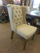 Wingback Dining chair, French provincial home - PerFurEmp Midland Swan Area Preview