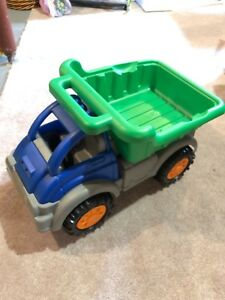Dump truck toy - approx 2 x 1 ft