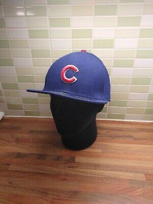 Chicago Cubs Baseball Cap Hat 7.5 59.6CM Official Merchandise MLB Free Post