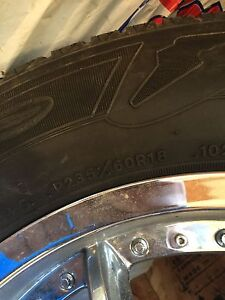 Mags P235/60R18