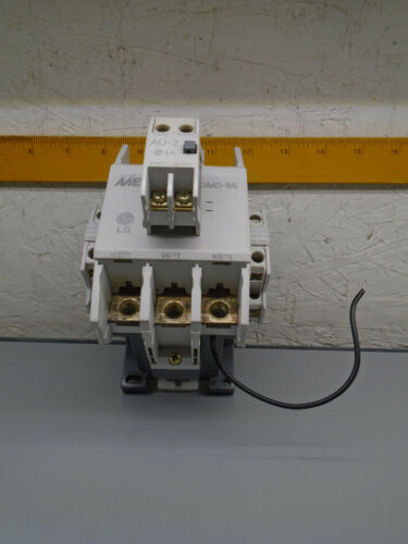 LG MEC Meta GMD-85 24 VDC Coil Starter Contactor GMD85 GMD Read Description W4