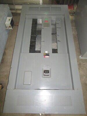 400 Amp Square D I Line Panelboard Hcw Breaker Panel Board 400 Amp Main 120208v