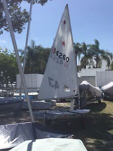 Laser Yacht Broadbeach Waters Gold Coast City Preview