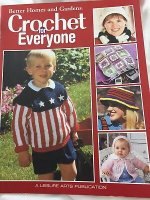 Crochet For Everyone - From Better Homes And Gardens,