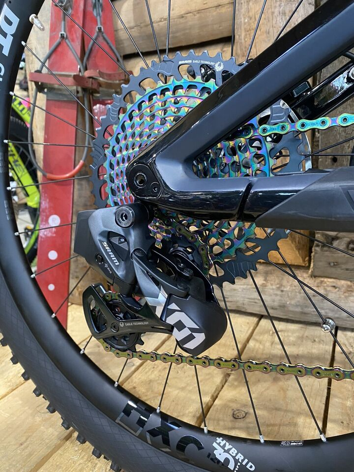 *NEU* Conway Xyron 927 Bosch Performance CX Carbon eMTB SRAM AXS in Waldbröl