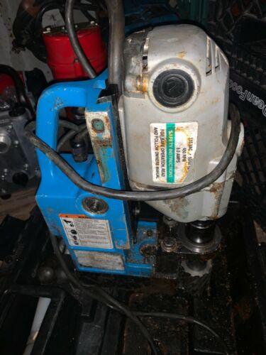 Hougen Hmd904 Magnetic Mag Drill Press 115v