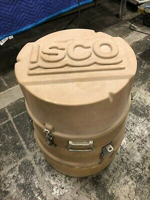 Used Isco 3700 Portable Automatic Water Sampler