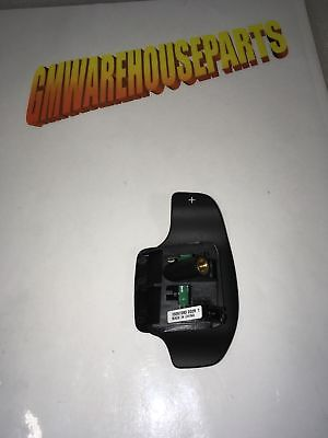 2012-2015 CAMARO RIGHT SIDE PADDLE SHIFT SWITCH ON STEERING WHEEL GM  13297283