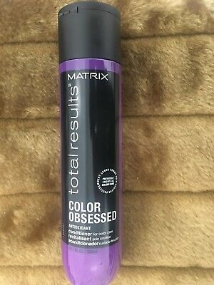 Matrix Total Results Color Obsessed Conditioner For Color Care 10 1Oz