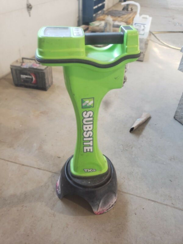 Subsite TKQ locator Ditch Witch.