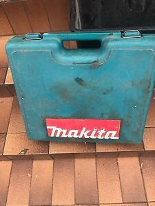 Makita drill (box only) Berala Auburn Area Preview