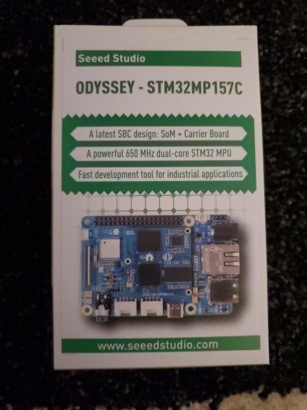 102110319 Seeed Technology Co., Ltd Odyssey-stm32mp157c