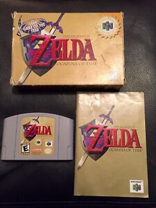 Zelda N64 | Kijiji in Ontario  - Buy, Sell & Save with Canada's #1