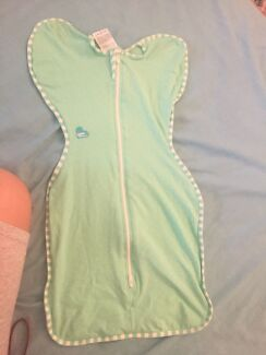 Love to Dream swaddle suit