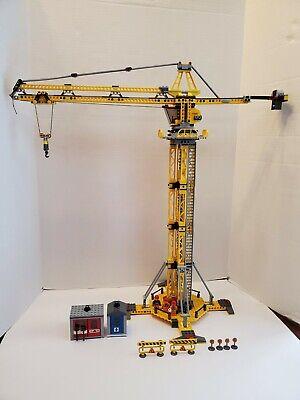 LEGO City Building Crane (7905) 100% Complete
