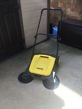 Karcher s650 push sweeper Abbotsbury Fairfield Area Preview