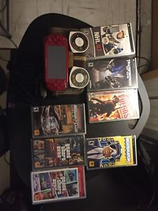 SONY PSP BUNDLE