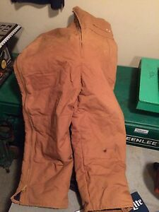 Insulated  XL coveralls