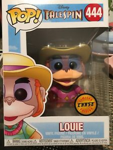Funko Pop Talespin Louie chase #444