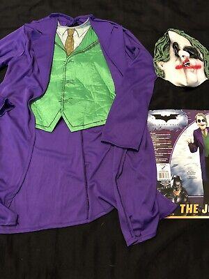 The Dark Knight Heath Ledger The Joker Costume Kids Sz M