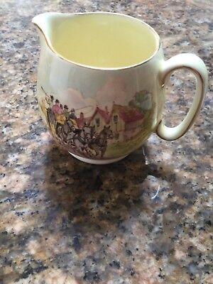 Royal Winton Crimwades Happy Days Milk Jug