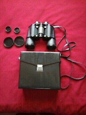 BINOCULARS PRINZLUX SPACEMASTER 10X50 ZOOM. COATED LENS