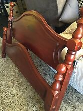 Colonial style Queen bed with mattress Plumpton Blacktown Area Preview