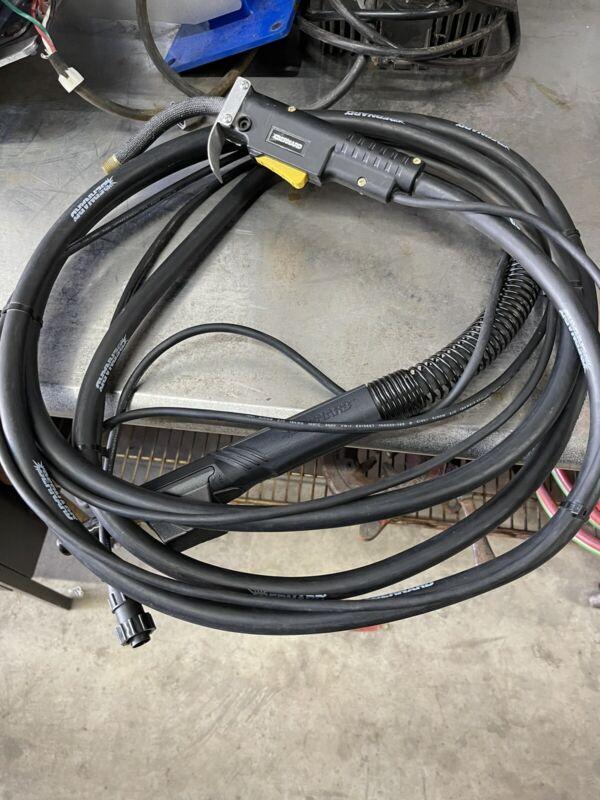 Bernard Dura Flux MIG Gun w/Miller Back End FLX3515AM New No Box