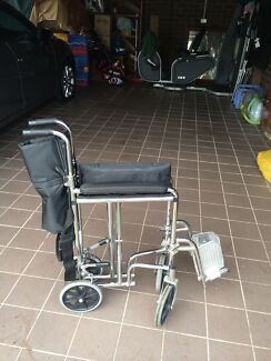 Travelling Wheel Chair Huntleys Point Hunters Hill Area Preview