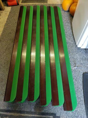 Used Steel Block Snooker Table Rails