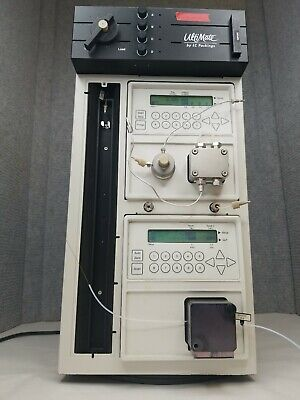 Ultimate By Lc Packings Dionex Dual Gradient Hplc Pump