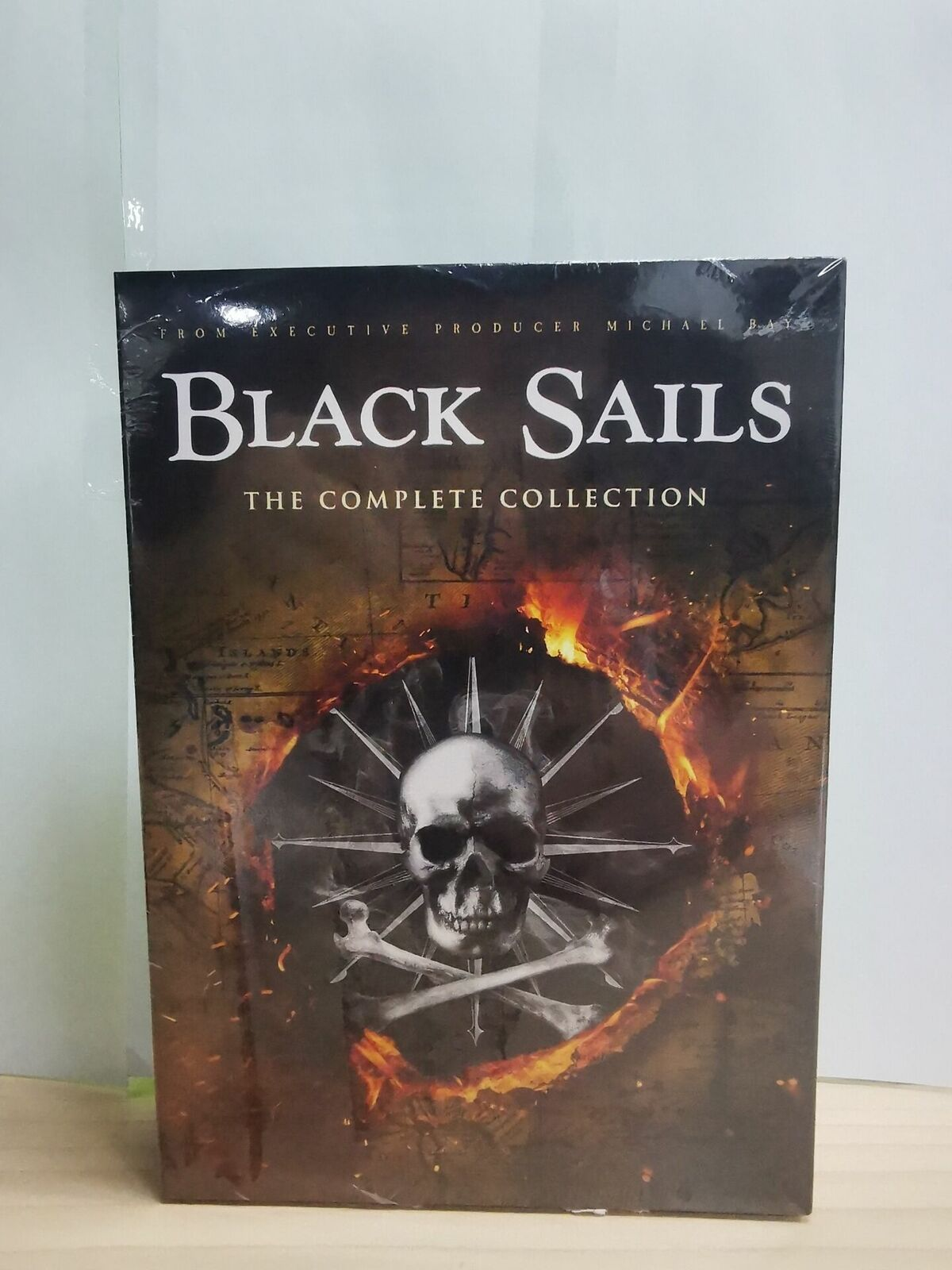 Black Sails The Complete Collection Series Seasons 1 2 3 4 DVD Season 1-4 1234 - $27.55