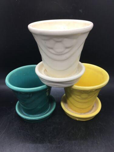 Shawnee Pots & Saucers