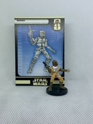Star Wars Miniatures: Rebel Storm - Bossk