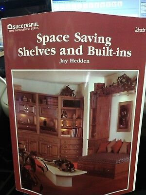 6dc6790ed6a Space Saving Shelves and Built-ins Home Improvement Ideals Successful
